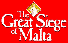 Logo van the Great Siege of Malta Experience