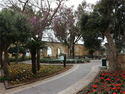 De Upper Barracca Gardens